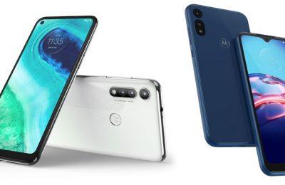 Motorola on julkistanut edullisen hintaluokan älypuhelinuutuudet Moto G Fast ja Moto E