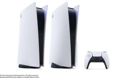 Tältä se näyttää - Sony paljasti uuden sukupolven Playstation 5 -pelikonsolin