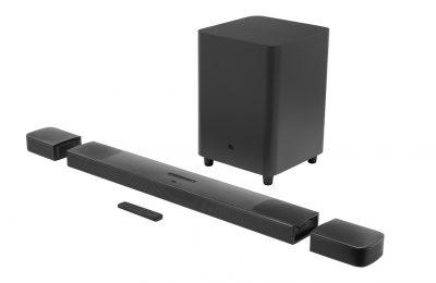 JBL Bar 9.1 - Ensimmäinen Dolby Atmoksella varustettu JBL True Wireless Surround Sound soundbar