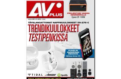 Uudessa AVPlus-lehdessä odotettu pienten kaiuttimien vertailutesti