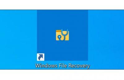 Kadotitko tärkeän tiedoston tietokoneeltasi? Microsoft tarjoaa ilmaisen ohjelman tiedostojen palauttamiseen