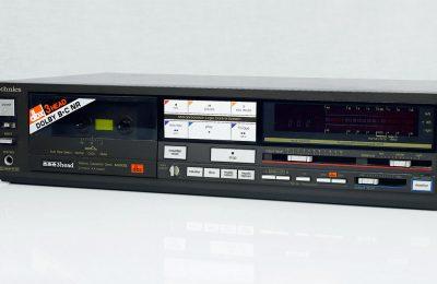 Hifin historiaa: Technics RS-M253X – Laadukas c-kasettisoitin rullaa edelleen!
