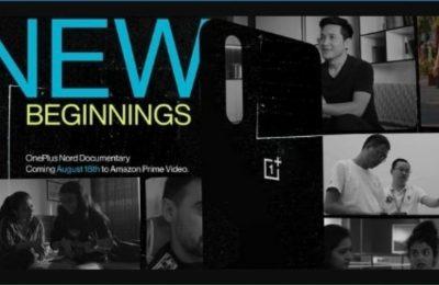 """OnePlus Nord """"New Beginnings""""-dokumentti katseltavissa Amazon PrimeVideo -suoratoistopalvelun kautta"""