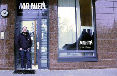 """Haastattelussa MR Hifi – """"Elämysten kauppias"""""""