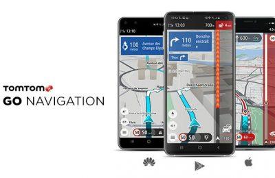 Huawein AppGallery kasvaa – mukana myös karttapalvelu TomTom GO Navigation