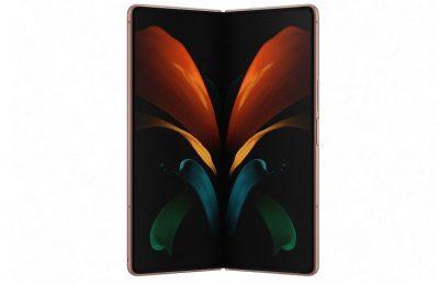 Taittuvanäyttöinen Samsung Galaxy Z Fold2nyt saatavilla