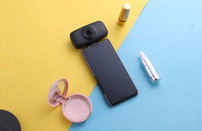 Kandao QooCam Fun - hauska, edullinen ja monipuolinen 360 asteen puhelinkamera