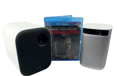 "Parivertailussa Mi Smart Projector & Xgimi MoGo Pro: ""Kompaktit videokanuunat"""