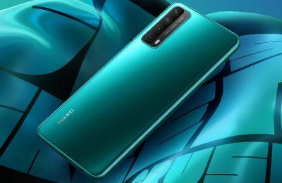 Tyylikäs ja laadukkaalla kameralla varustettu Huawein P Smart 2021 nyt myynnissä