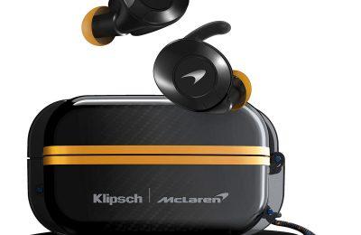 Kuulokkeet Formula 1 -luokan tarkkuudella: Klipsch T5 II True Wireless Sport