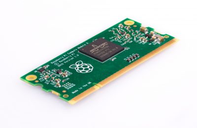 Raspberry Pi lanseeraa uuden moduulin
