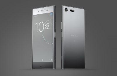 Sonylta maailman ensimmäinen 4K HDR älypuhelin