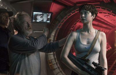 Alien: Covenant -elokuva vihdoin ensi-illassa