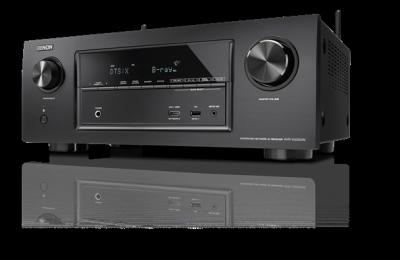 Audioholics kiittelee Denonin AVR-X3300W-vahvistinta