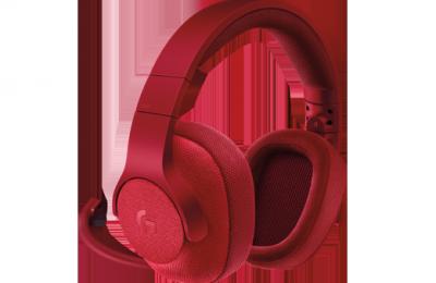 Logitech G -pelikuulokkeet myös musiikkikäyttöön