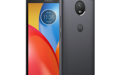 Sopuhintaiset Motorolan E4-puhelimet julki