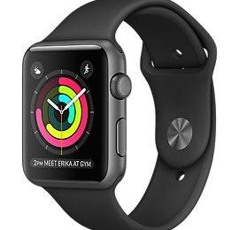 Apple hallitsee puettavan teknologian markkinoita
