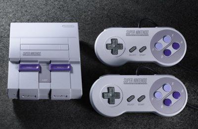 Nintendo jatkaa retrokonsolibuumia SNES Classicilla