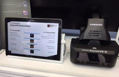 Samsung antoi esimakua itsenäisistä VR-laseistaan