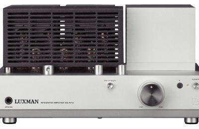 Kokeilussa Luxman SQ-N10: Kompaktia eleganssia