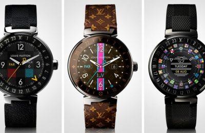 Louis Vuittonilta Android Wear -kello