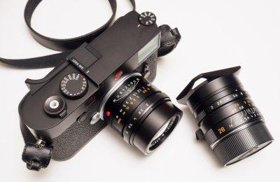 Testissä Leica M10: Legenda porskuttaa ja voi hyvin!