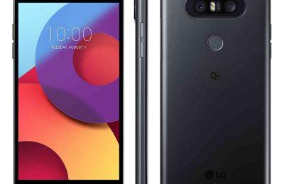 LG julkaisi yllättäen Q8-puhelimen