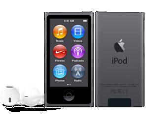 Apple supistaa iPod-valikoimaansa