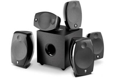 Focalilta Dolby Atmos -kelpoinen kaiutinjärjestelmä
