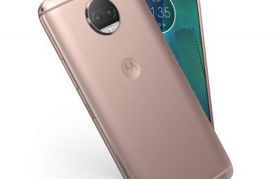 Motorolalta kaksi uutta Moto G5-mallia