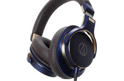 Audio Technica päivitti ATH-MSR7-kuulokkeensa
