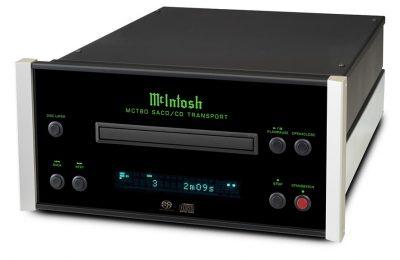 McIntoshilta MCT80 -SACD/CD-pyöritin