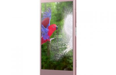 Sonyn uusi XZ1-lippulaivapuhelin näyttää tutulta