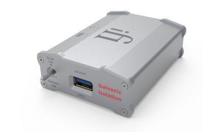 IFi Audiolta usb-signaalin parantaja