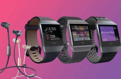 Fitbit on julkistanut älykellon ja kuulokkeet