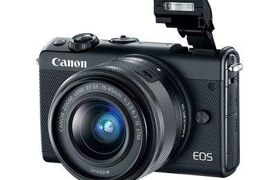 Canon uudisti lähtötason peilittömänsä