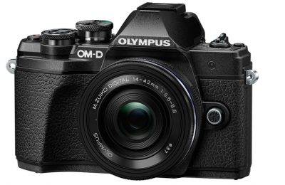 Olympus OM-D E-M10-kamerasta kolmas sukupolvi