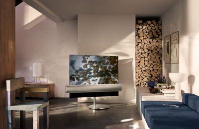 Bang & Olufsenilta ja LG:ltä OLED-TV