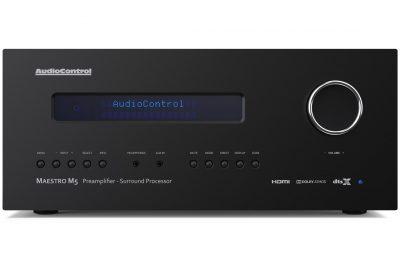 AudioControl esitteli premium-tason kotiteatteriprosessorin