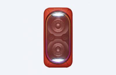 Sonyn järeä bluetooth-kaiutin on bilekaiutin isolla b:llä