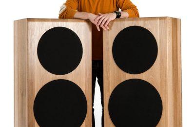 Taipuu Speakers – kaiuttimet puusepän tarkkuudella