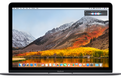 Applen High Sierraan kaksi tärkeää tietoturvapäivitystä