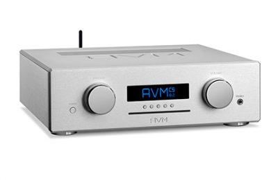 AVM:ltä musiikkijärjestelmät putkilla ja ilman
