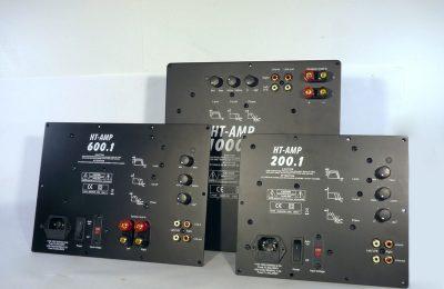 HT-AMP-moduulit: Edullista tehoa tee se itse -subbareille?
