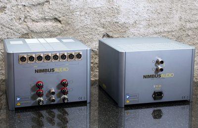 Nimbus Audiolta integroitu putkivahvistin