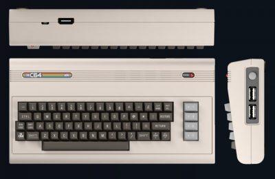 Saammeko seuraavaksi Commodore 64:n miniversion?