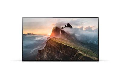 Sony A1 oled-tv tarjoaa kärkisarjan kuvanlaatua