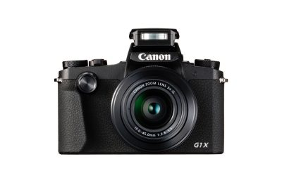 Canon G1 X Mark III ilmestyy joulukuussa