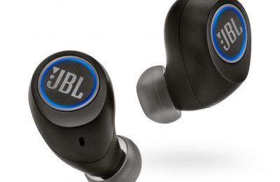 JBL:ltä täyslangattomat nappikuulokkeet