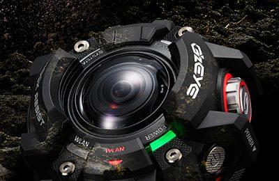 Casio esitteli iskunkestävän action-kameran